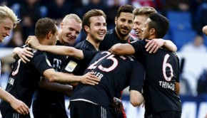 bayern munich black